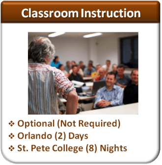 Florida State General Contractor, Contract Administration Exam & Project Management Practice Classes Orlando