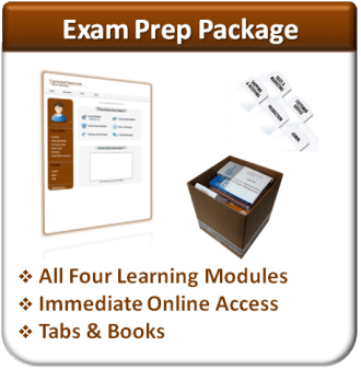 Florida State General Contractor, Contract Administration Exam & Project Management Exams - Exam Prep Package image