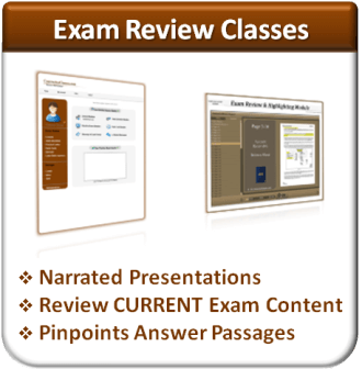 Florida State General Contractor, Contract Administration Exam & Project Management Exam Preparation Classes image