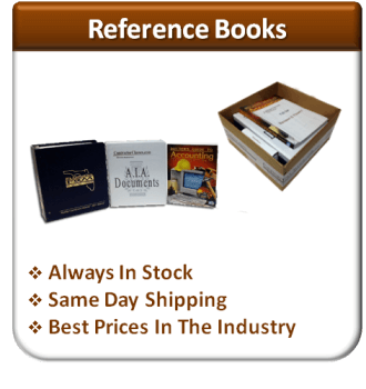 Exam Reference Book Set (Business & Finance)