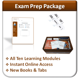 Exam Prep Package