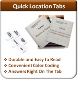 Quick Location Tabs (Trade Knowledge) Roofing