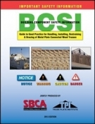 BCSI Handling, Installing and Bracing Wood Trusses