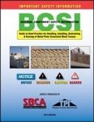 BCSI Handling, Installing and Bracing Wood Trusses